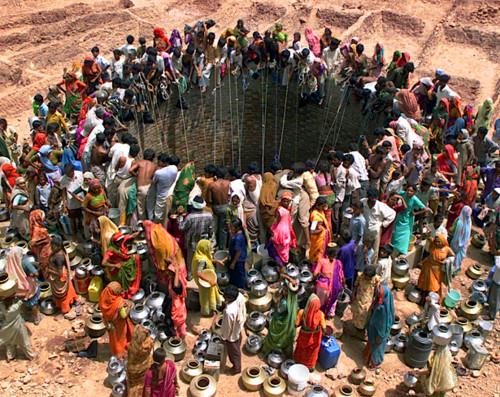 El agua en el planeta. Un recurso tan vasto y tan escaso