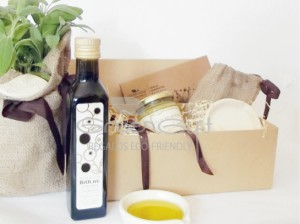 Set de oliva orgánico