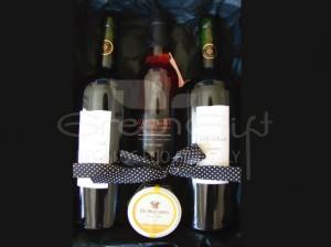vinos orgánicos con pimienta y vinagre