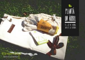 Kit de jardinería con delantal