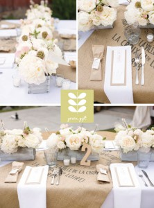 Detalles y souvenirs de bodas eco friendly