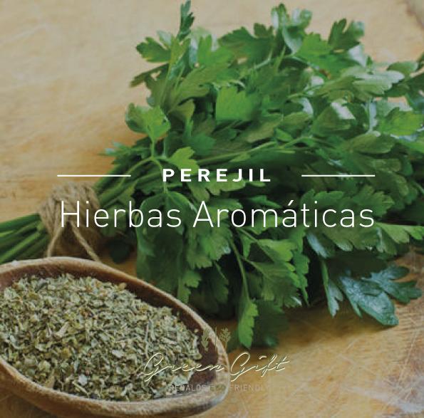 Hierbas-perejil